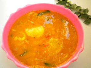 Radish / Mullangii Sambar