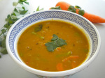 Carrot and beans Sambar