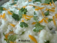 Curd Rice ~ Thayir Sadam