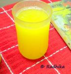 Sweet Lime / Satthukudi / Mosambi Juice