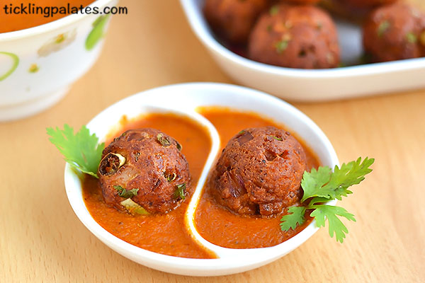 gulab jamun spicy gravy recipe