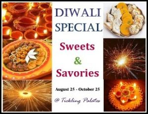 Announcing Diwali Special – Sweets & Savories