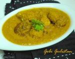 Gobi Gulistan ~ A Royal Mughal Subzi