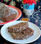 Double Chocolate Loaf Cake | Step By Step