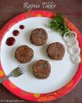 Rajma Tikkis / Red Kidney Beans Patties