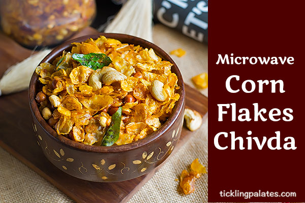 microwave cornflakes mixture recipe