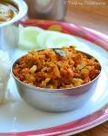 Podalangai Muttai Podimas Recipe | Snakegourd Egg Scramble