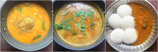 tiffin sambar recipe06