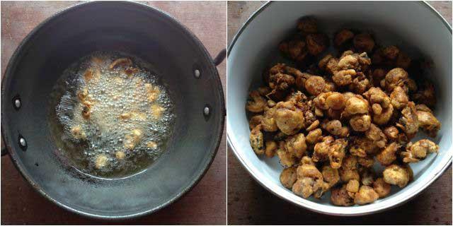 mushroom fry recipe step-3
