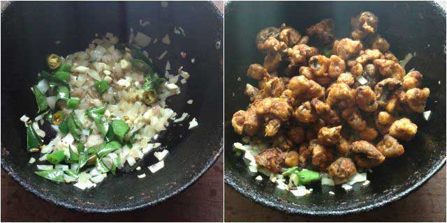 mushroom fry recipe step-4