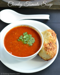 Tomato Soup Recipe | Easy Vegan Soup Recipes