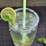 Lemon Basil Mojito Recipe | Mocktail Recipes