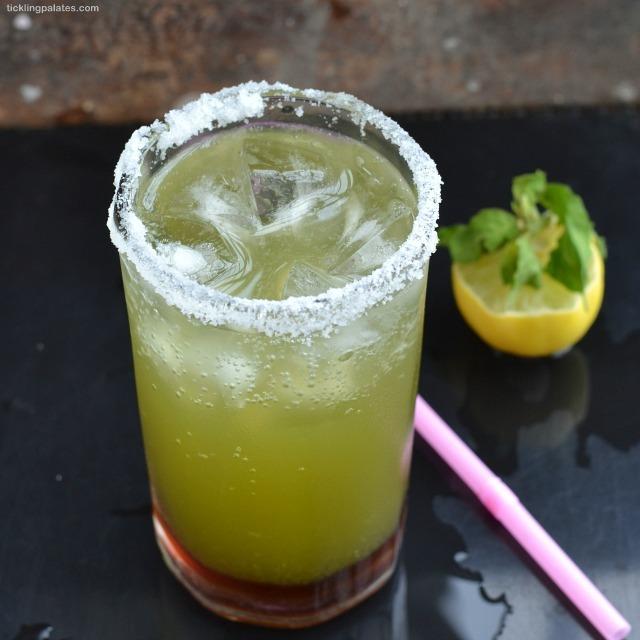 Herbal Mocktail Recipe