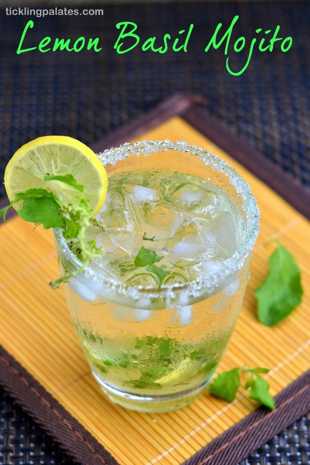 Virgin Mojito Mocktail Recipe