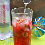 Strawberry Mojito Recipe | Non Alcoholic Mocktail Recipes