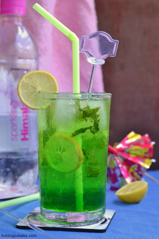 Green Goddess Mocktail Recipe