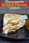 Guacamole Grilled Cheese Sandwich Recipe