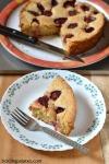 Eggless Strawberry Summer Cake Recipe