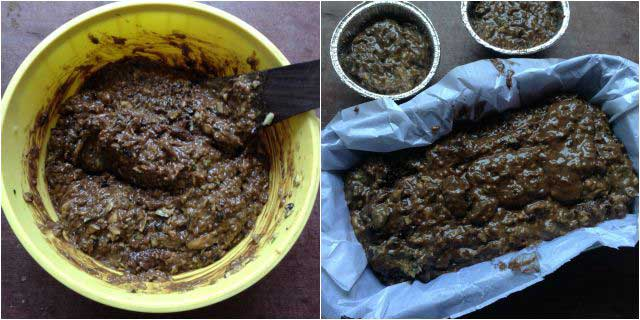 Eggless Double Chocolate Zucchini Bread step-5