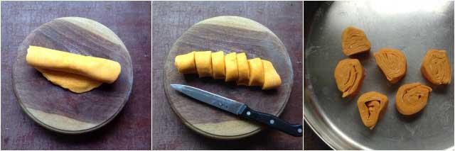 Badam Puri recipe05