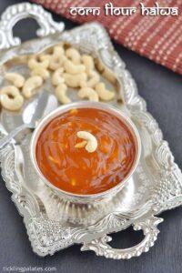 Corn Flour Halwa Recipe – Bombay Karachi Halwa