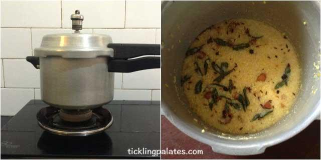 Rava Pongal Recipe-5