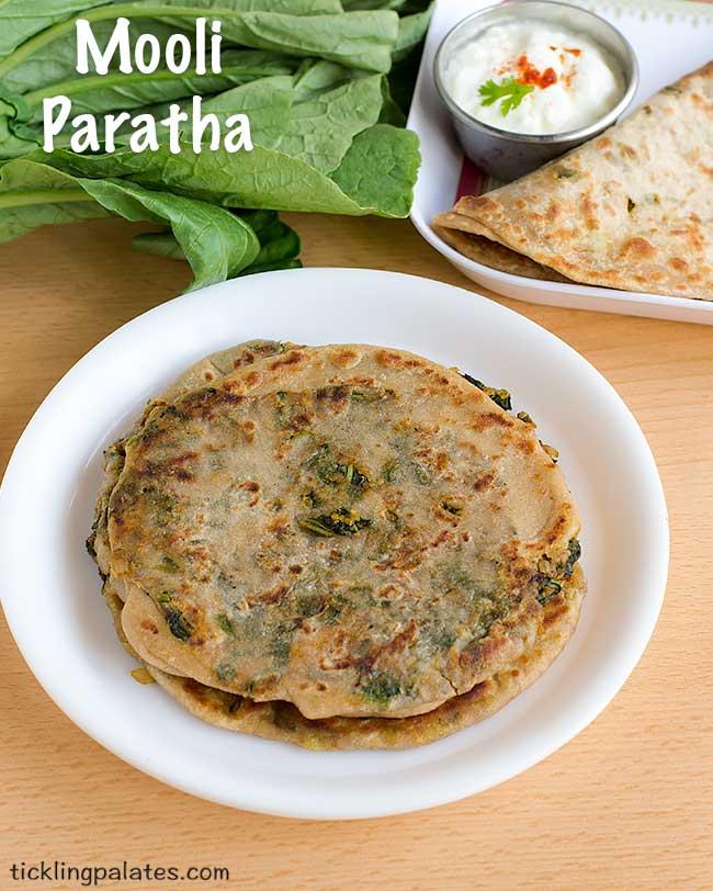 Mooli Paratha Recipe