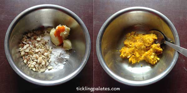 makkan peda recipe step1