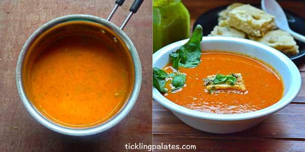 roasted tomato basil soup recipe step3