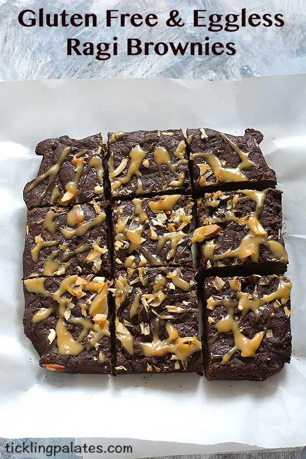 gluten free brownies recipe