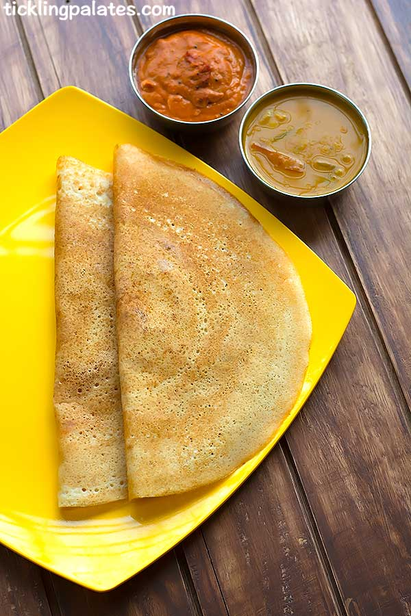 south indian brown rice dosa recipe