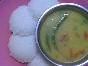 Idli Sambar.| Side dish for Idli / Dosa