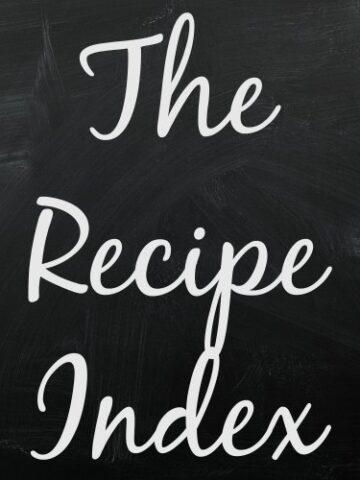 tickling palates recipes
