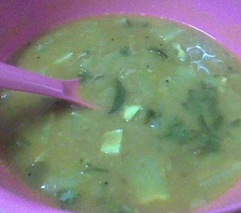 Chow-Chow Sambar