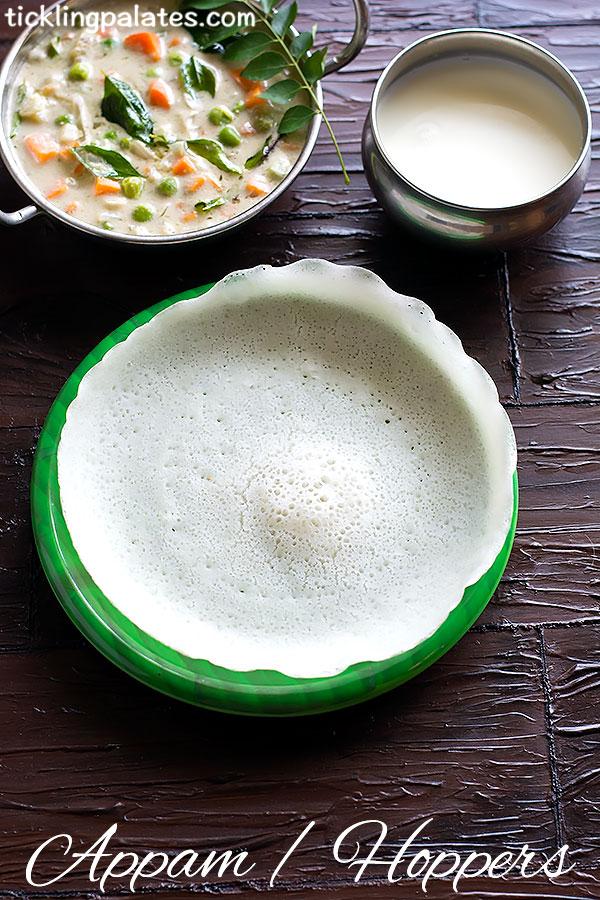 aappam recipe