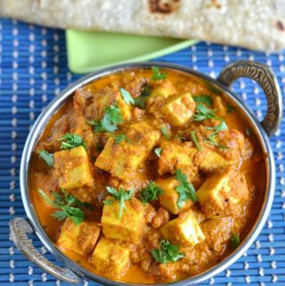 chettinad paneer pirattal