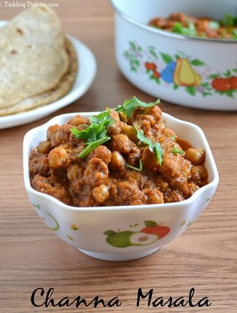 Channa Masala – How to make Chana Masala