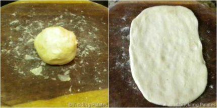 Naan recipe step-4