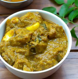 chettinad plantain kurma