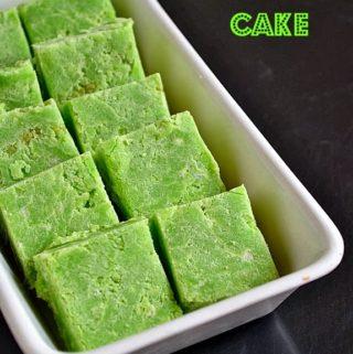 maida cake recipe