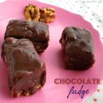 Chocolate Fudge / Condensed Milk Fudge
