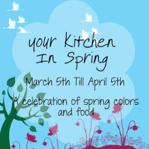 Announcing Event Spring in Your Kitchen