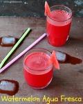 Watermelon Agua Fresca Recipe | Easy Summer Drinks