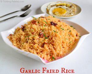 Garlic Fried Rice Recipe   How to make Sinangag