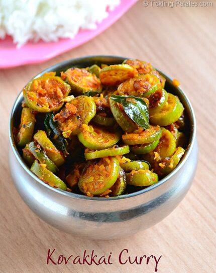 Kovakkai-Curry-Recipe