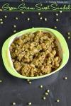 Pachai Payaru Sweet Sundal Recipe | Easy Navratri Sundal Recipes
