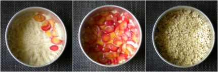 plums oatmeal crumble bars