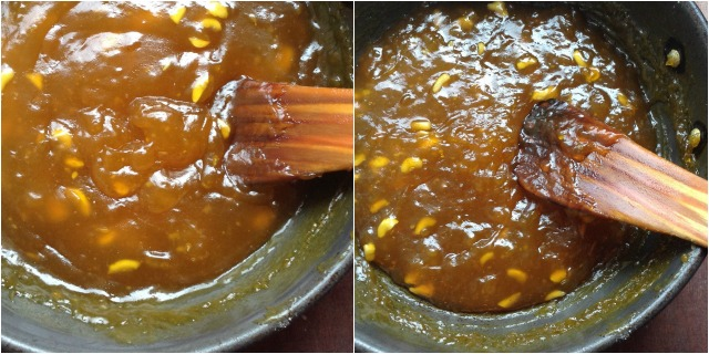 How to make Custard Powder Halwa step 3