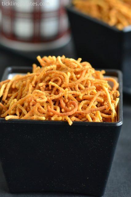 how to make aloo bhujia