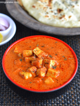 15 Mins Paneer Butter Masala Recipe – Easy Paneer Recipes